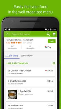 BeyondMenu Food Delivery APK screenshot 1
