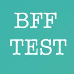 BFF Friendship Test icon