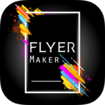 Flyers, Poster, Adverts, Stickers & Graphic Design APK icon