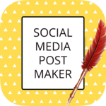 Social Media Post Maker APK icon