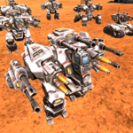 Mech Battle Simulator icon