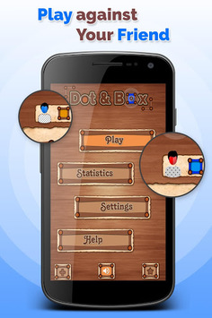 Dot and Boxes APK screenshot 1