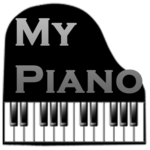Real Piano Keyboard FOR PC