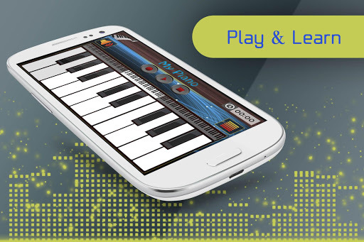 Real Piano Keyboard APK screenshot 1