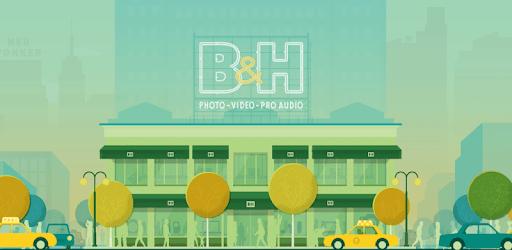 B&H Photo Video Pro Audio pc screenshot