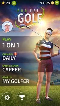 Pro Feel Golf APK screenshot 1