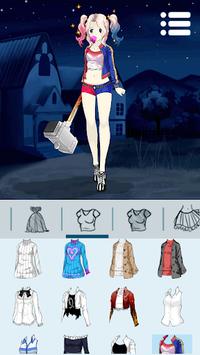 Avatar Maker: Anime Girls APK screenshot 1
