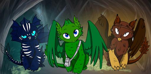 Avatar Maker: Dragons pc screenshot