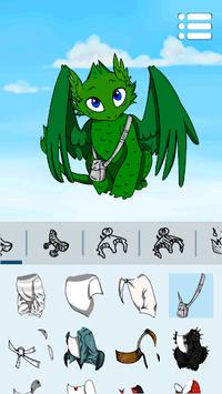 Avatar Maker: Dragons APK screenshot 1