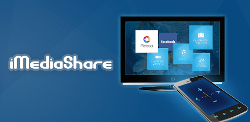iMediaShare – Photos & Music pc screenshot
