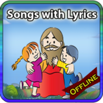 Bible Songs for Kids (Offline) icon