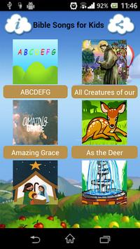 Bible Songs for Kids (Offline) APK screenshot 1