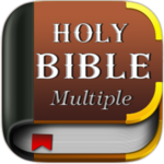 Multi Versions Bible free offline icon