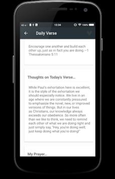 Multi Versions Bible free offline APK screenshot 1