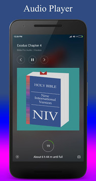 NIV Bible: Offline Free APK screenshot 1