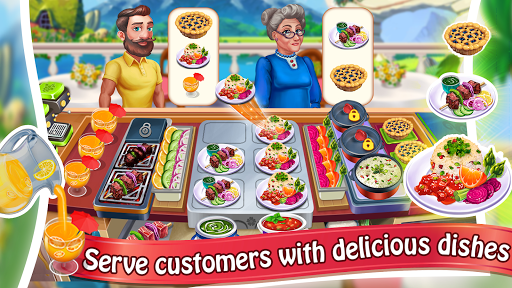 Cooking Day - Top Restaurant Game APK screenshot 1