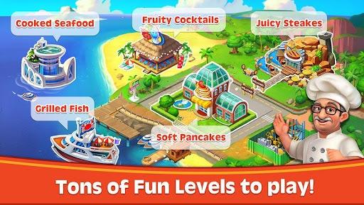 Cooking Rush - Chef's Fever Games APK screenshot 1