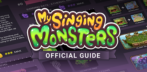 My Singing Monsters: Official Guide pc screenshot