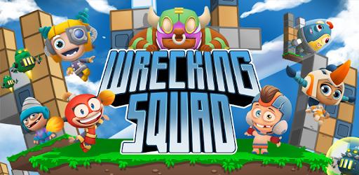 Wrecking Squad pc screenshot
