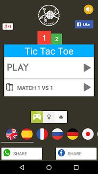 Tic Tac Toe APK screenshot 1