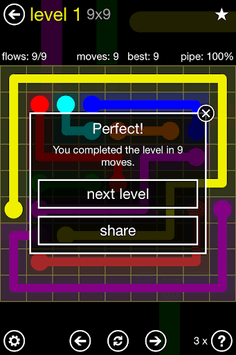 Flow Free APK screenshot 1