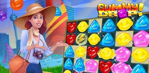 Gummy Drop! – Free Match 3 Puzzle Game pc screenshot