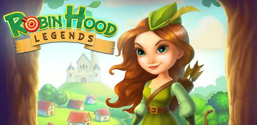 Robin Hood Legends – A Merge 3 Puzzle Game pc screenshot