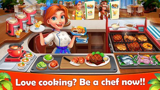 Cooking Joy - Super Cooking Games, Best Cook! APK screenshot 1