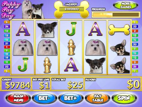 Puppy Payday Slot Machine