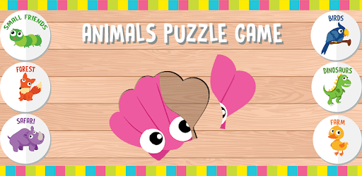 Animals Puzzle for Kids pc screenshot