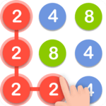 248: Connect Dots, Pops and Numbers APK icon