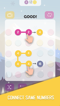 248: Connect Dots, Pops and Numbers APK screenshot 1