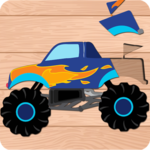 Vehicles Puzzle for Kids: Preschool icon