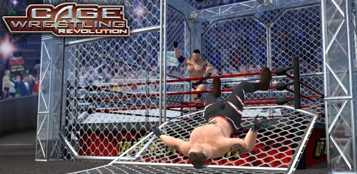 Wrestling Cage Revolution : Wrestling Games pc screenshot