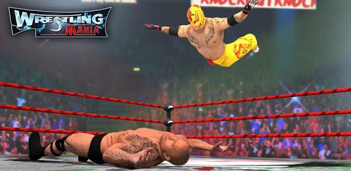 Wrestling Mania : Wrestling Games & Fighting pc screenshot