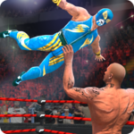 Wrestling Mania : Wrestling Games & Fighting icon