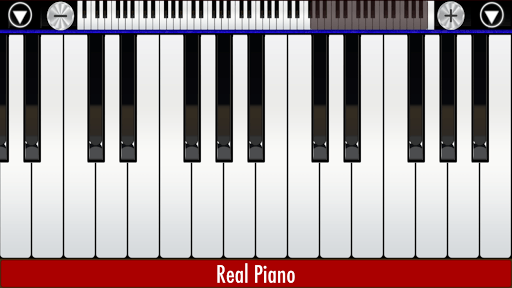 Real Piano APK screenshot 1