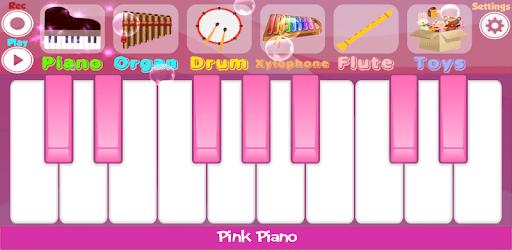 Pink Piano pc screenshot