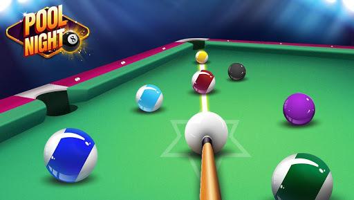 Pool Night APK screenshot 1