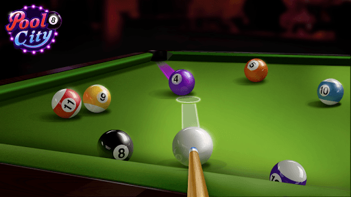 Billiards City APK screenshot 1