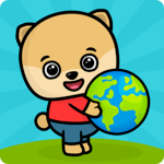 Preschool games for little kids icon