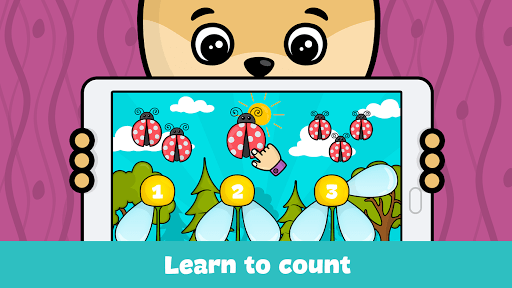 Preschool games for little kids APK screenshot 1