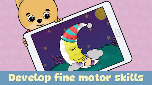 Kids puzzles 3 and 4 years old APK screenshot 1