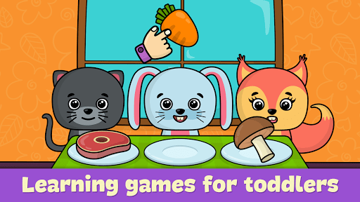 Shapes and Colors – Kids games for toddlers APK screenshot 1