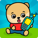 Baby phone - games for kids icon