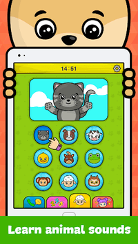 Baby phone - games for kids APK screenshot 1
