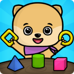 Toddler games for 2-5 year olds for pc icon
