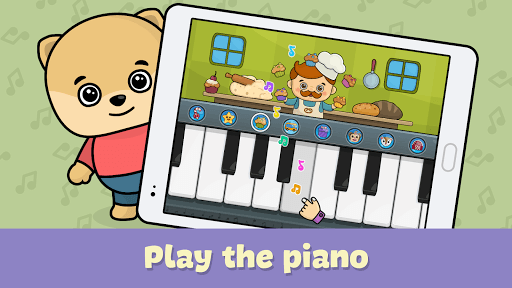 Kids piano APK screenshot 1