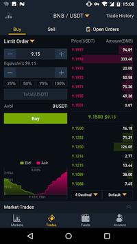 Binance - Cryptocurrency Exchange APK screenshot 1