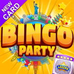 Bingo Party - Free Bingo Games for pc icon